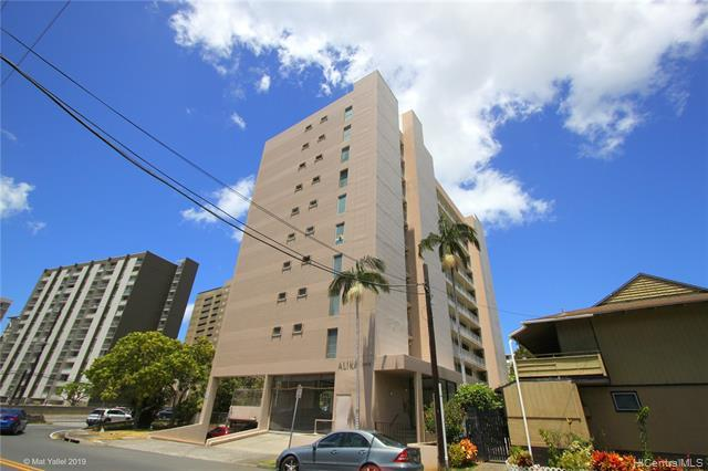 1414 Alexander Street #401, Honolulu, HI 96822 (MLS #201907020) :: Keller Williams Honolulu