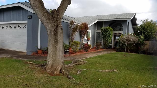 94-1079 Eleu Street, Waipahu, HI 96797 (MLS #201907082) :: Hardy Homes Hawaii