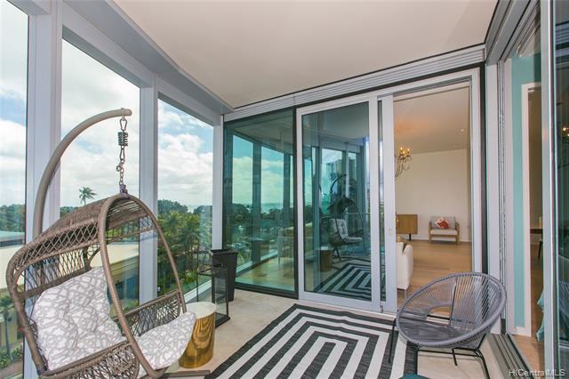 1118 Ala Moana Boulevard #506, Honolulu, HI 96814 (MLS #201907112) :: Elite Pacific Properties