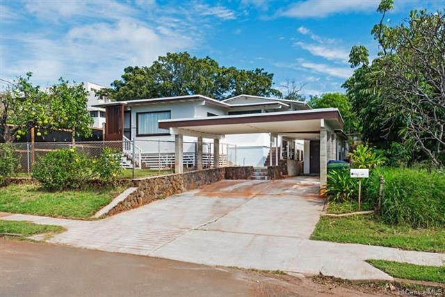 543 Pokole Street, Honolulu, HI 96816 (MLS #201907183) :: Hardy Homes Hawaii