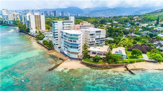 2801 Coconut Avenue 4H, Honolulu, HI 96815 (MLS #201907294) :: Keller Williams Honolulu