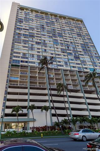 2211 Ala Wai Boulevard #2811, Honolulu, HI 96815 (MLS #201907341) :: Keller Williams Honolulu