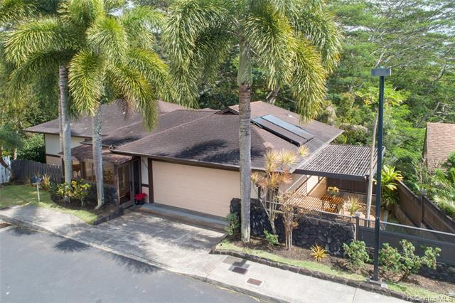 99-1381 Aiea Heights Drive #10, Aiea, HI 96701 (MLS #201907351) :: Keller Williams Honolulu