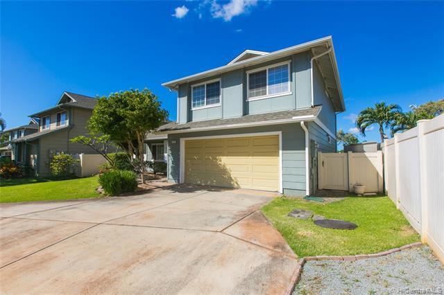 91-206 Hoowalea Way, Ewa Beach, HI 96706 (MLS #201907393) :: Elite Pacific Properties