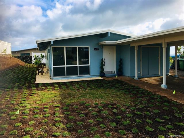 2415 Auhuhu Street, Pearl City, HI 96782 (MLS #201907421) :: Keller Williams Honolulu