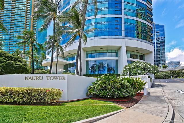 1330 Ala Moana Boulevard #2703, Honolulu, HI 96814 (MLS #201907433) :: Keller Williams Honolulu