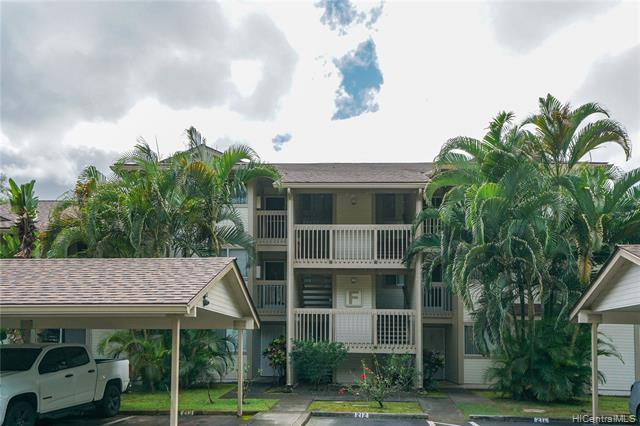 95-510 Wikao Street F303, Mililani, HI 96789 (MLS #201907548) :: Hardy Homes Hawaii
