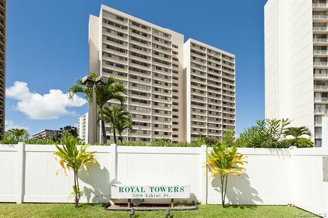 5180 Likini Street #1802, Honolulu, HI 96818 (MLS #201907663) :: Hardy Homes Hawaii