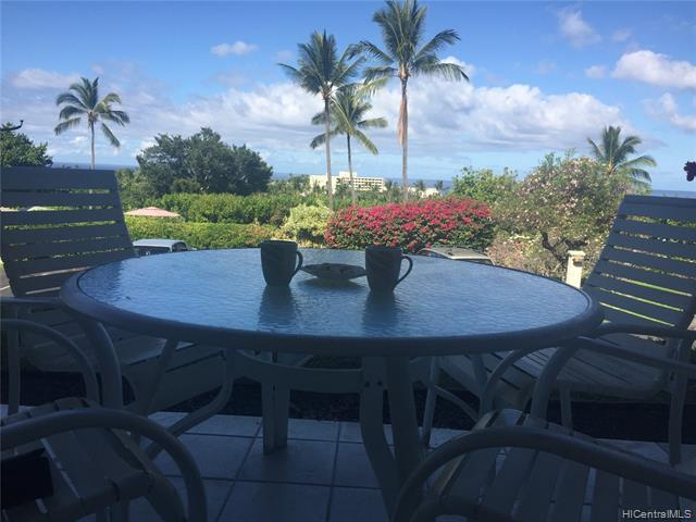 78-7030 Alii Drive #202, Kailua Kona, HI 96740 (MLS #201907759) :: Elite Pacific Properties