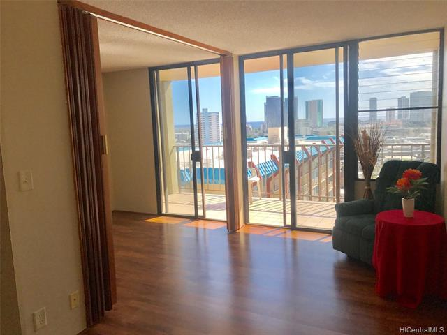 1561 Pensacola Street #1403, Honolulu, HI 96822 (MLS #201907806) :: Elite Pacific Properties