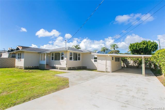 335 Oneawa Street, Kailua, HI 96734 (MLS #201907866) :: Hawaii Real Estate Properties.com