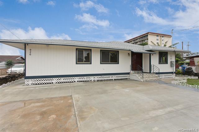 926 3rd Street, Pearl City, HI 96782 (MLS #201907951) :: Hardy Homes Hawaii