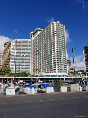 1777 Ala Moana Boulevard #932, Honolulu, HI 96815 (MLS #201908138) :: Hawaii Real Estate Properties.com