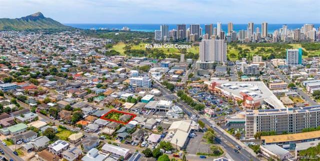 3128 Olu Street, Honolulu, HI 96816 (MLS #201908309) :: Elite Pacific Properties