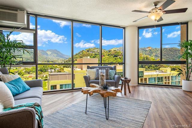 2101 Nuuanu Avenue I1807, Honolulu, HI 96817 (MLS #201908383) :: Elite Pacific Properties