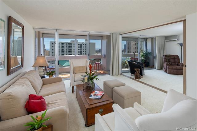 1212 Punahou Street #2108, Honolulu, HI 96826 (MLS #201908437) :: Elite Pacific Properties
