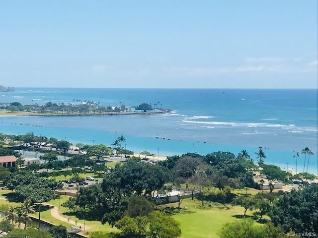 1118 Ala Moana Boulevard #1601, Honolulu, HI 96814 (MLS #201908562) :: Elite Pacific Properties