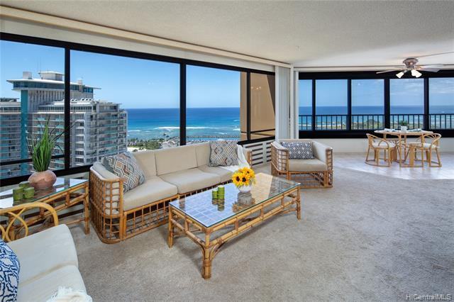1778 Ala Moana Boulevard #3001, Honolulu, HI 96815 (MLS #201908584) :: Elite Pacific Properties