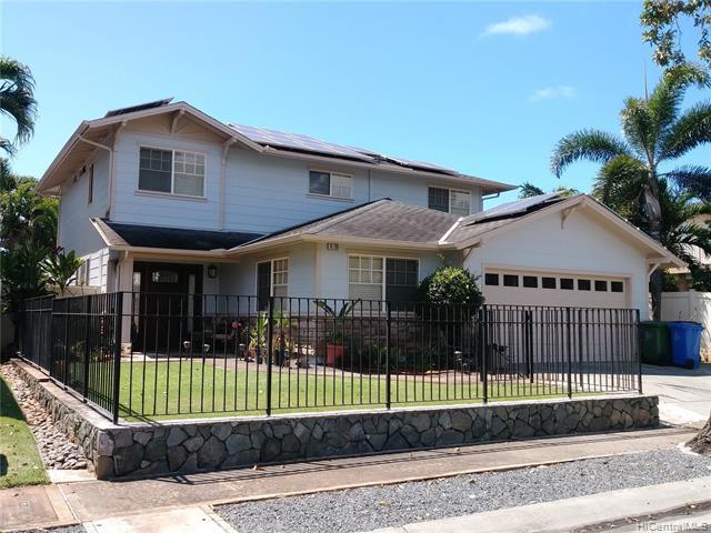 91-209 Nohoana Place, Ewa Beach, HI 96706 (MLS #201908649) :: Keller Williams Honolulu