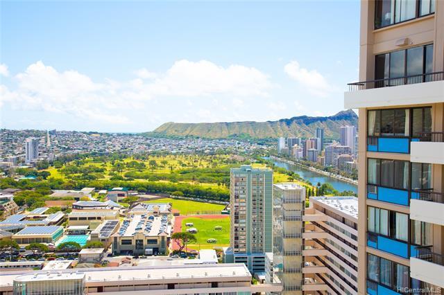 2333 Kapiolani Boulevard #3404, Honolulu, HI 96826 (MLS #201908670) :: Elite Pacific Properties