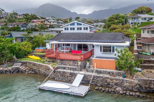 46-127 Yacht Club Place, Kaneohe, HI 96744 (MLS #201908776) :: Barnes Hawaii