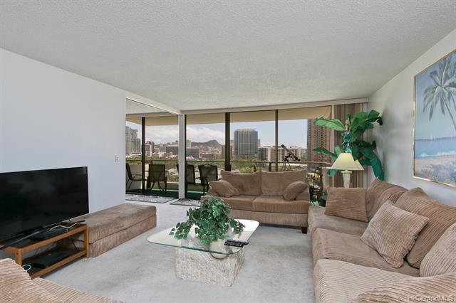 1860 Ala Moana Boulevard #1308, Honolulu, HI 96815 (MLS #201910005) :: Elite Pacific Properties