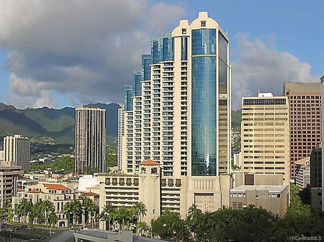 66 Queen Street #3404, Honolulu, HI 96813 (MLS #201910153) :: The Ihara Team