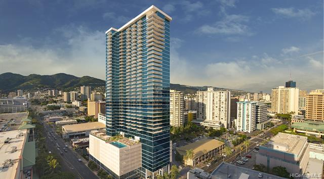 641 Keeaumoku Street #2606, Honolulu, HI 96814 (MLS #201910261) :: Hawaii Real Estate Properties.com