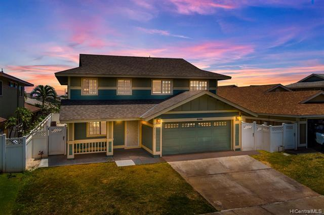 91-1033 Hoakalei Street, Kapolei, HI 96706 (MLS #201910435) :: Hawaii Real Estate Properties.com