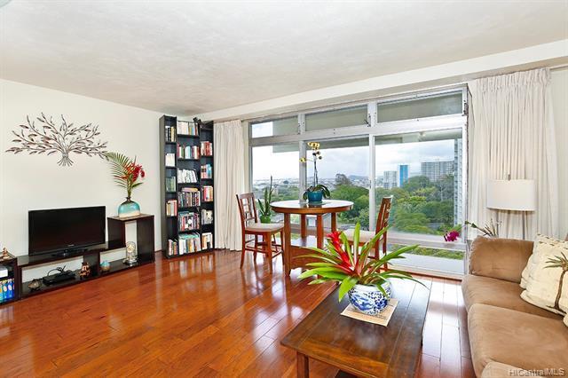 1511 Nuuanu Avenue #1030, Honolulu, HI 96817 (MLS #201910642) :: Elite Pacific Properties