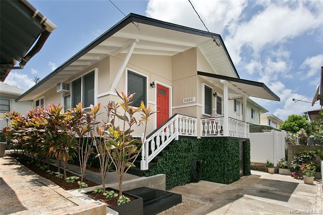 1122C 2nd Avenue, Honolulu, HI 96816 (MLS #201910717) :: Keller Williams Honolulu