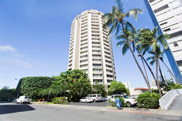 750 Amana Street #909, Honolulu, HI 96814 (MLS #201910937) :: Hawaii Real Estate Properties.com