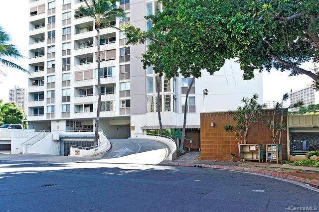 1676 Ala Moana Boulevard #101, Honolulu, HI 96815 (MLS #201911111) :: Keller Williams Honolulu