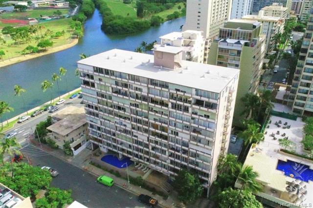 445 Kaiolu Street #201, Honolulu, HI 96815 (MLS #201911120) :: Hardy Homes Hawaii
