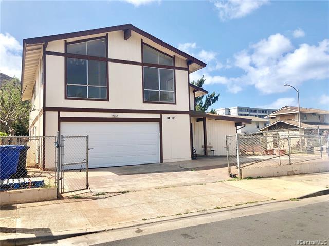86-171 Moeha Street, Waianae, HI 96792 (MLS #201911189) :: Yamashita Team