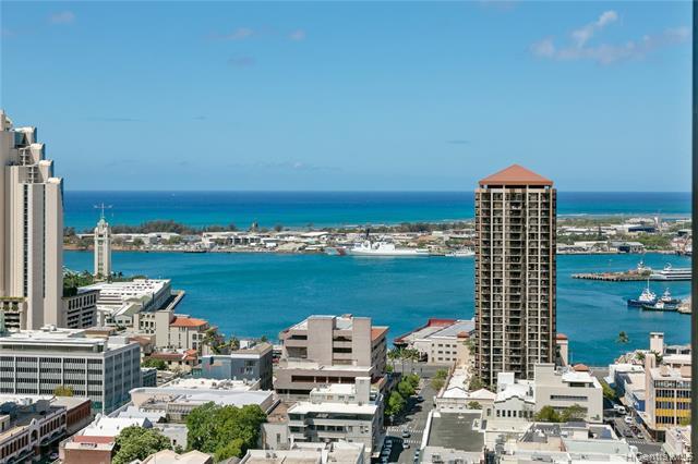 60 N Beretania Street #3009, Honolulu, HI 96817 (MLS #201911260) :: Barnes Hawaii