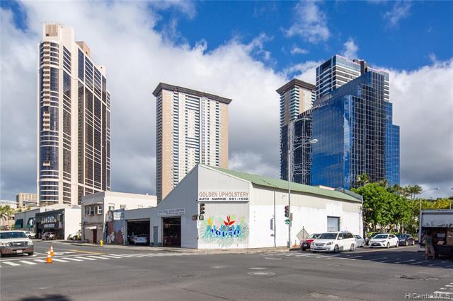 716 Queen Street, Honolulu, HI 96813 (MLS #201911274) :: Team Lally
