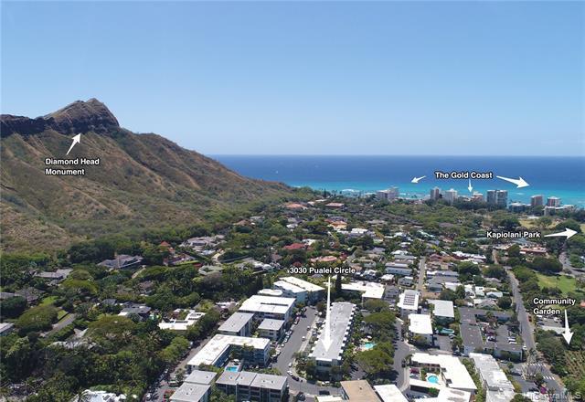 3030 Pualei Circle #321, Honolulu, HI 96815 (MLS #201911321) :: Hawaii Real Estate Properties.com