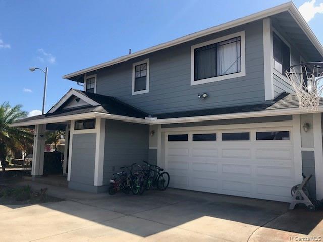 94-1070 Halehau Street #39, Waipahu, HI 96797 (MLS #201911350) :: Team Lally