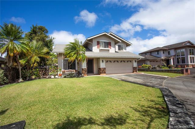 95-1005 Kahanui Street, Mililani, HI 96789 (MLS #201911366) :: Team Lally