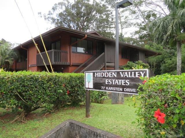 77 Karsten Drive 26F, Wahiawa, HI 96786 (MLS #201911404) :: Barnes Hawaii
