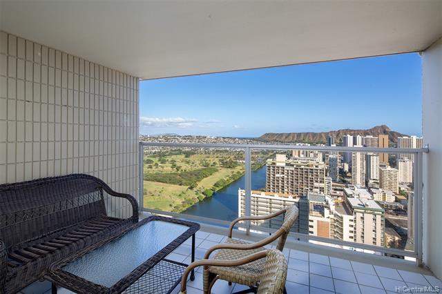 445 Seaside Avenue #4017, Honolulu, HI 96815 (MLS #201911418) :: Barnes Hawaii