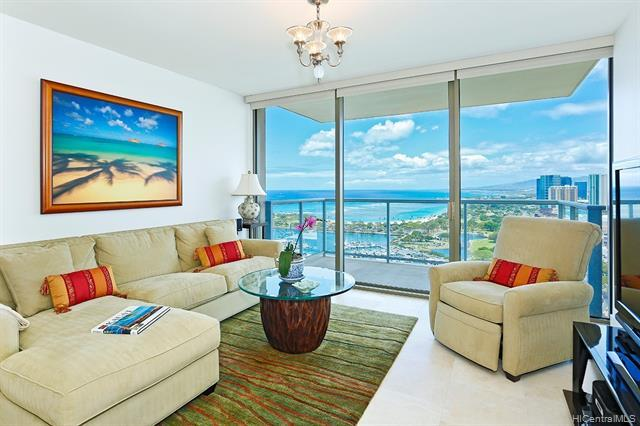 1551 Ala Wai Boulevard #3203, Honolulu, HI 96815 (MLS #201911426) :: Hardy Homes Hawaii