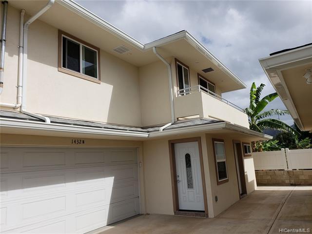 1432 Pua Lane B, Honolulu, HI 96817 (MLS #201911451) :: The Ihara Team