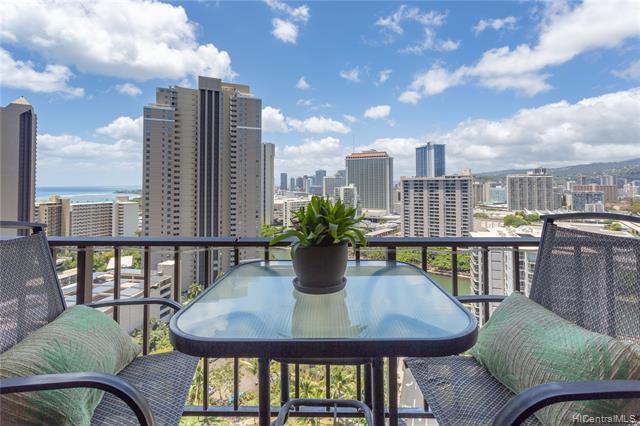 411 Hobron Lane #2304, Honolulu, HI 96815 (MLS #201911467) :: Hardy Homes Hawaii