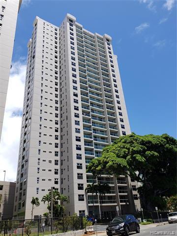 1450 Young Street #2505, Honolulu, HI 96814 (MLS #201911512) :: Barnes Hawaii