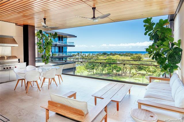 1388 Ala Moana Boulevard #7704, Honolulu, HI 96814 (MLS #201911518) :: Elite Pacific Properties