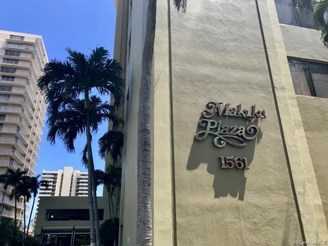 1561 Pensacola Street #1705, Honolulu, HI 96822 (MLS #201911530) :: Barnes Hawaii