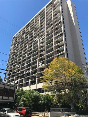 1630 Liholiho Street #1104, Honolulu, HI 96822 (MLS #201911549) :: Barnes Hawaii