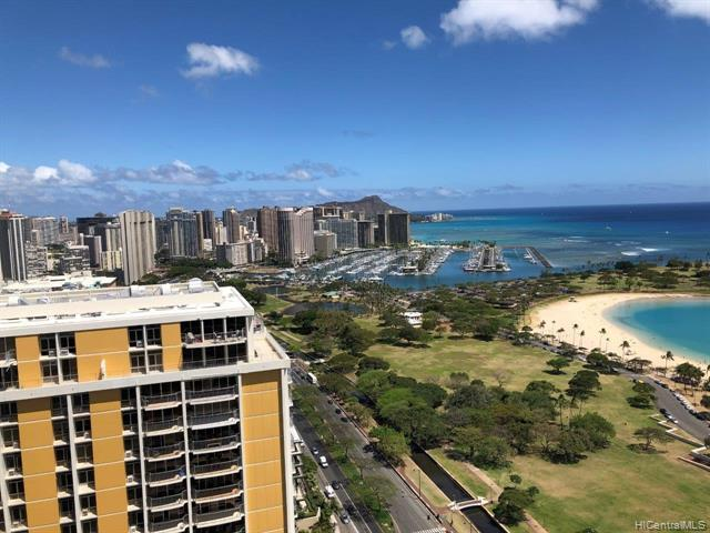 1330 Ala Moana Boulevard #3606, Honolulu, HI 96814 (MLS #201911581) :: RE/MAX PLATINUM
